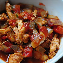 Balsamic Tomato Chicken