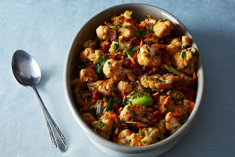Pimenton Roasted Cauliflower from Food52