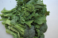 Broccoli Rabe in Lemon Cream