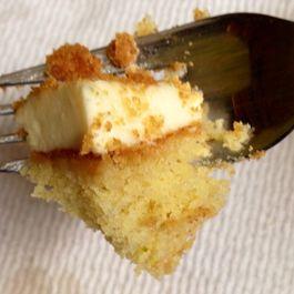 Key lime or Lemon Pie Graham Cracker Crunch Frosting