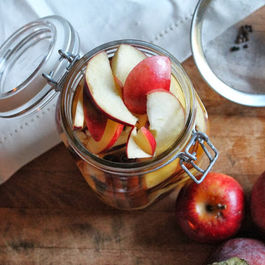 Pickled_cinnamon_cider_apples_a_delicious_addition_to_autumn_salads_and_baking_projects_start_to_finish_takes_only_10_minutes_to_make_www.the_chefs_wife.com