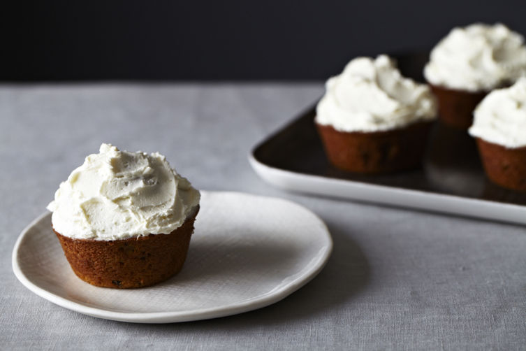 Birthday Pumpkin Muffins from Food52