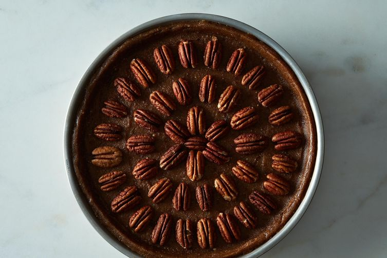 Raw, Vegan Pecan Pie Recipe on Food52