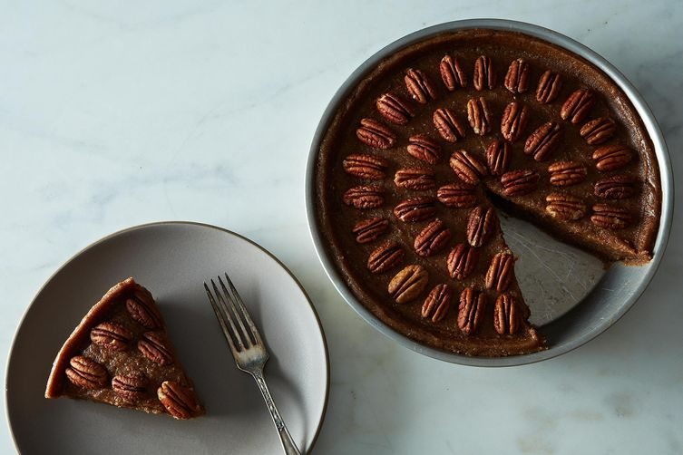 Raw, Vegan Pecan Pie on Food52