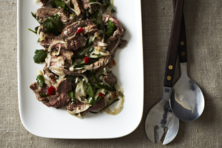 Spicy Thai Steak Salad