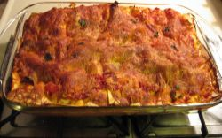 Baked Southwestern Lasagna
