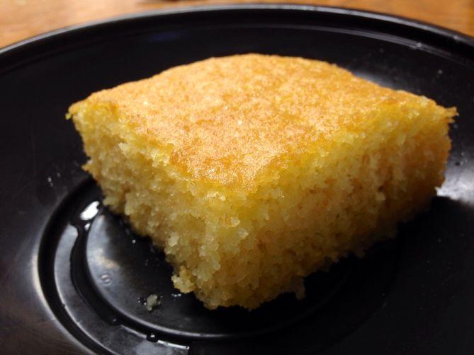 Revani, Syrup Soaked Semolina Cake