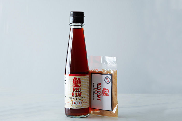 Red boat fish sauce from Food52