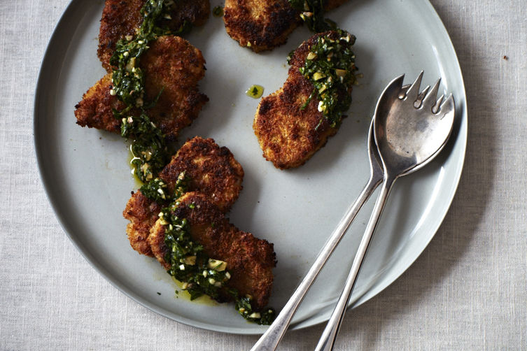 Pork cutlets from Food52