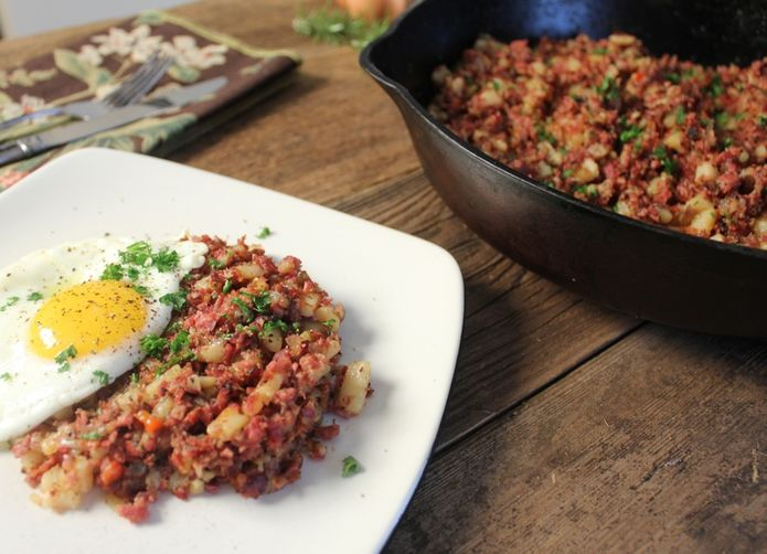 Corned Beef Hash the Way I Like It