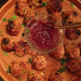 Bestest Turkey Meatballs 4 Thanksgiving etc.