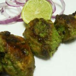 Hariyali_chicken_tikka