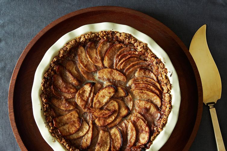 Spiced Maple Pecan Pie With Star Anise Recipes — Dishmaps