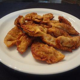 Fried Salsa Dumpling
