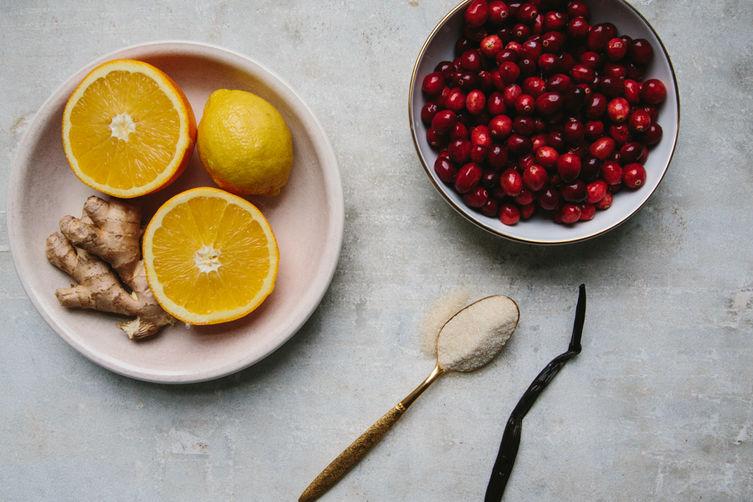 Cranberry-Ginger Jam on Food52