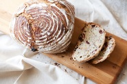 Cherry-Hazelnut (Yeast) Bread