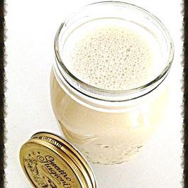 Sweet & Light Almond Milk