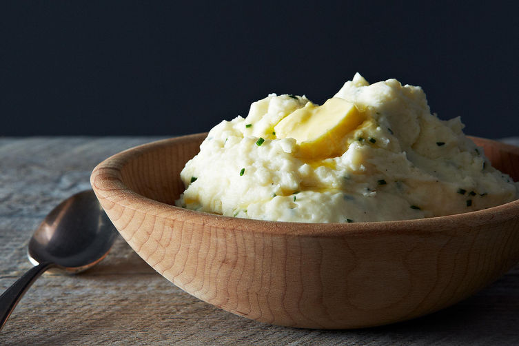 Mashed Potatoes from Food52