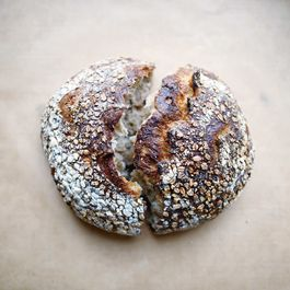 Oat Porridge Bread
