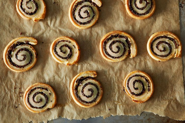 Little Mushroom Pinwheels on Food52