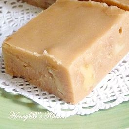 Nanny's Brown Sugar Fudge