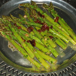 Asparagus in Balsamic Vinaigrette