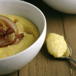 Creamy-parmesan-polenta-with-maple-onions