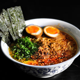 The Art of Ramen by McRose