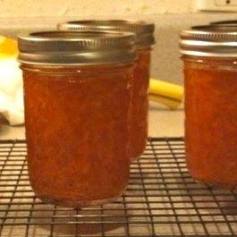 Anna Brone's Cardamom Carrot Marmalade