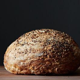 Spent Grain & Herb Whole Wheat Bread