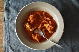 Oma's Chicken Paprikash