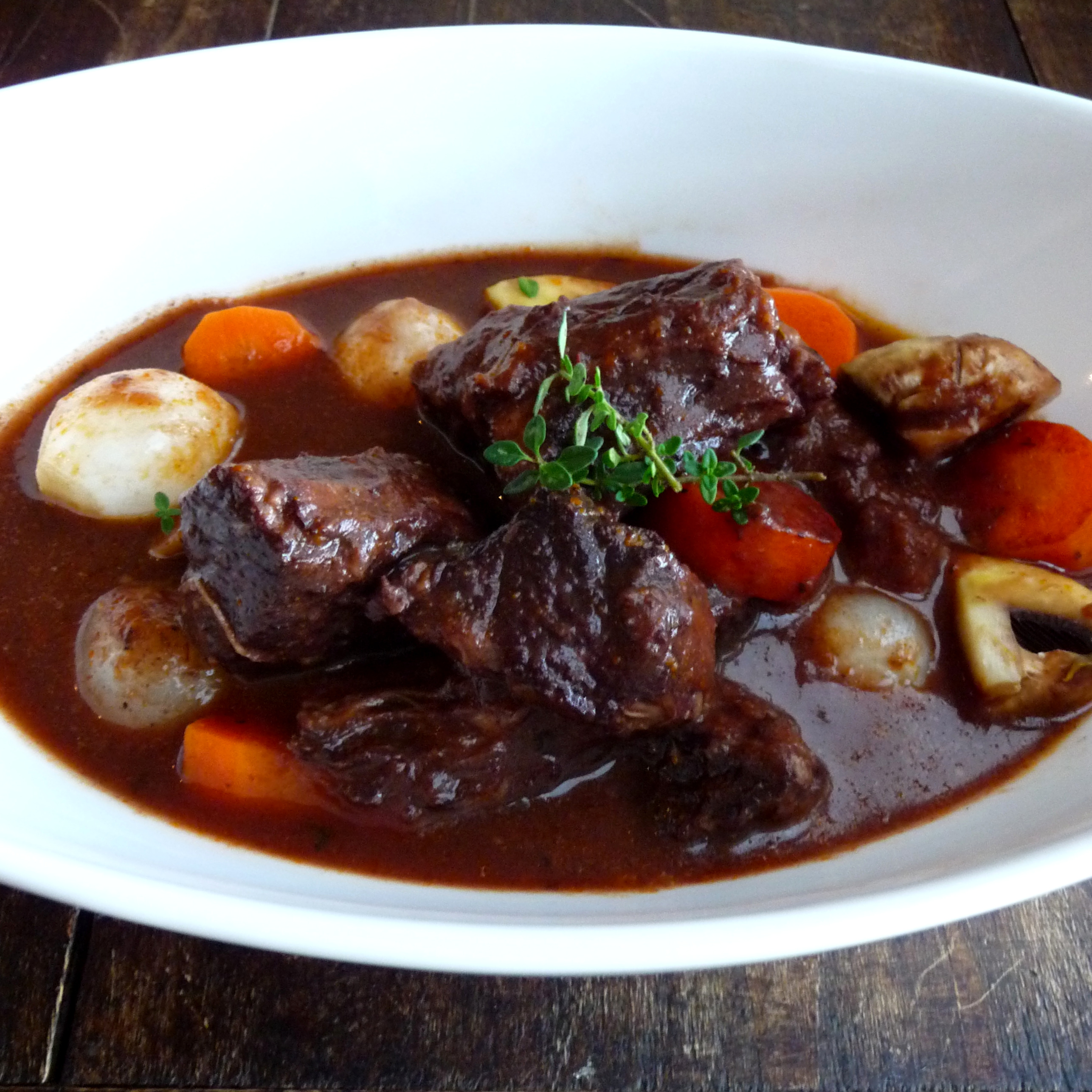 Beef Bourguignon Recipe on Food52