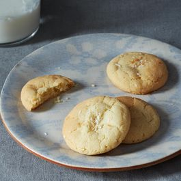 Sesame and Coconut Sugar Cookies