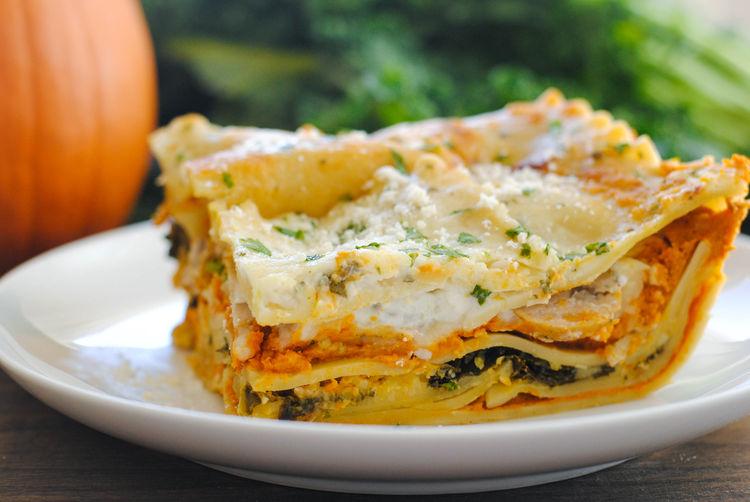 Pumpkin Lasagne Recipes — Dishmaps