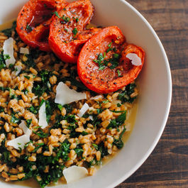 Farro___kale_risotto_with_roasted_tomatoes5