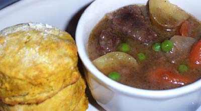 Beef Stew with Thyme and Ale