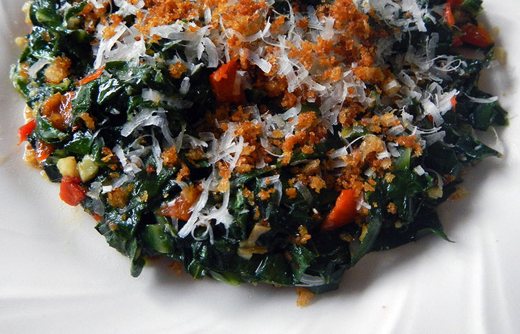 Zesty & Zippy Tangled Collards