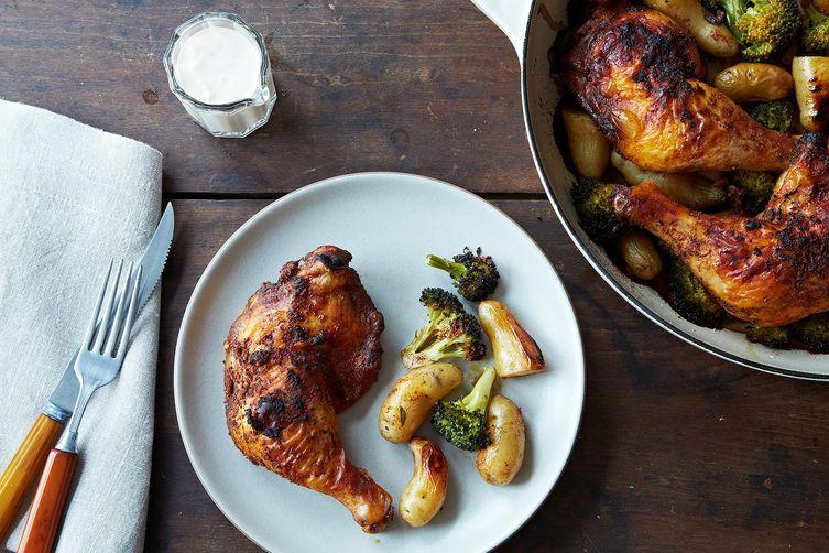 Achiote Chicken Roasted Achiote Chicken With