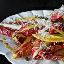 parmesan radicchio salad
