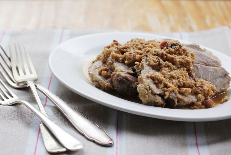 Pork Cooked in Milk (Maiale al Latte)
