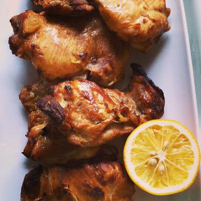 St. Claire Chicken