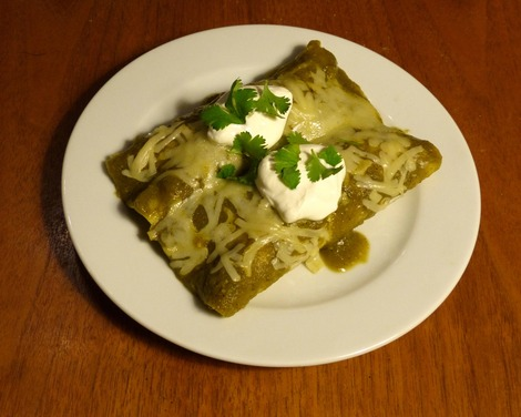 Enchiladas Suizas Recipe on Food52