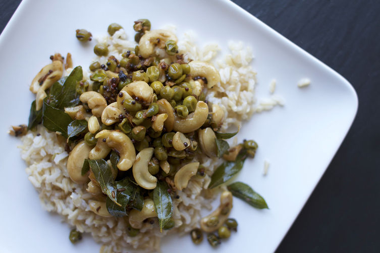 Cashew curry from FOod52