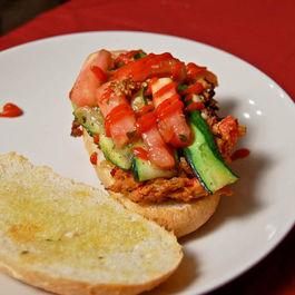 Mediterranean Sandwich