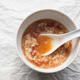 Chinese Egg and Tomato Soup