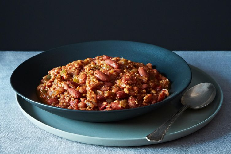 Tempeh Chili on Food52