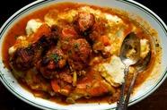 Chicken Legs in Tomato Gravy