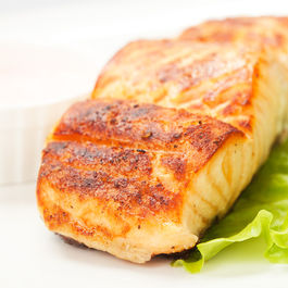 Bigstock-grilled-salmon-on-white-plate-54147212