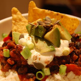 Rich Black Bean Chili
