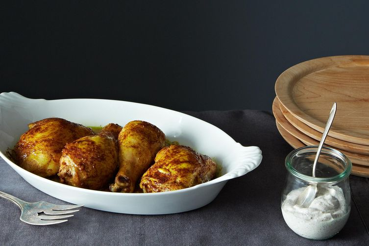Spiced Roast Chicken on Food52